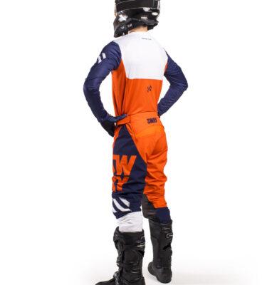 Sway MX SX0 KTM Gear Set - Orange and Blue
