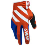 Sway MX SX0 Gloves Honda- Yamaha